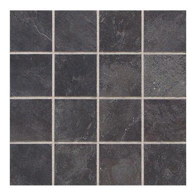 daltile continental slate asian black 12 in x 24 in x 6