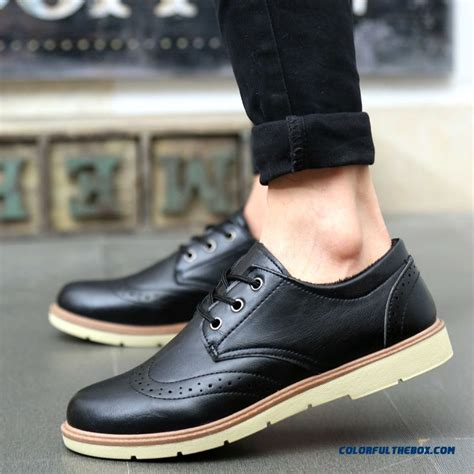 cheap winter business casual shoes plus velvet warm