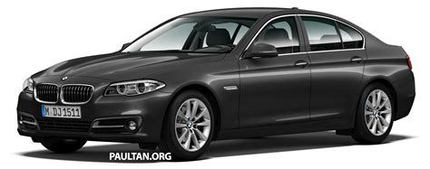 bmw malaysia contact bmw 5 series f10 facelift introduced in malaysia 520i