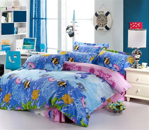 fish comforter online get cheap fish duvet cover aliexpress com