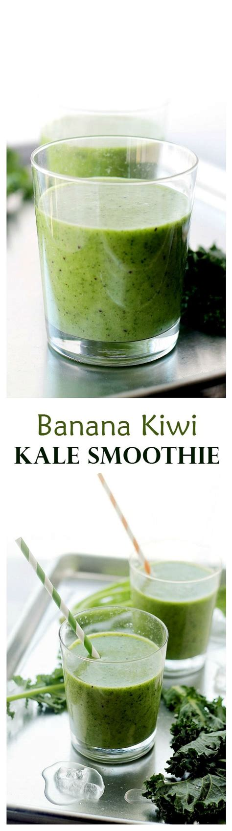 Kiwi Banana Detox Smoothie by 340 Best Images About Green Smoothies On Hemp