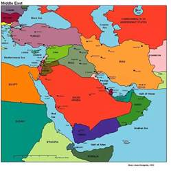 middle east map jetpunk what are the countries that constitute asia minor middle east and near east can you provide a