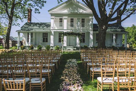 intimate wedding venues south michigan wedding venue zingerman s cornman farms