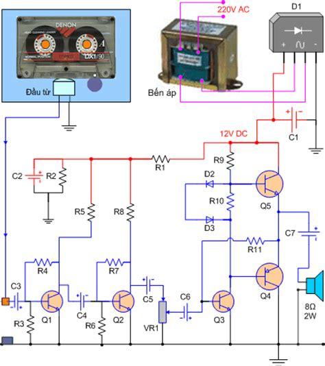 giá transistor c828 b 224 i 8 tự lắp cassette diễn đ 224 n