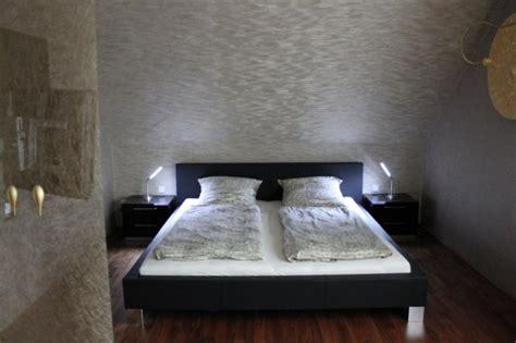 schlafzimmereinrichtung ideen bilder - Nachttischschränkchen Weiß