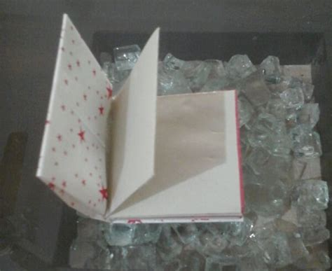 Notebook Paper Origami - diy learn to make origami mini notebook k4 craft