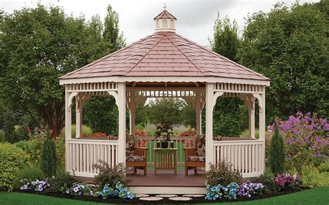 Handmade Gazebos - outdoor gazebos for sale amish pergolas nj