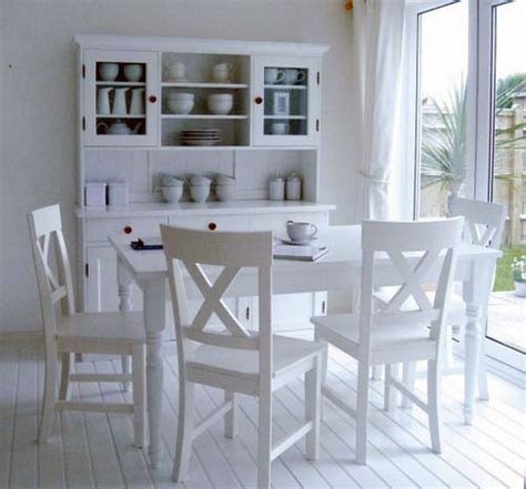 White Kitchen Tables | white kitchen tables kitchen edit