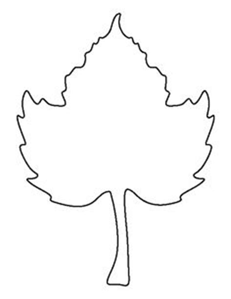 pumpkin leaf template pumpkin vine pattern use the printable outline for crafts