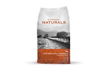 diamond naturals adult chicken rice dog food diamond naturals chicken rice high paw pet supply