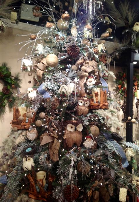 christmas owls tree nd pinterest