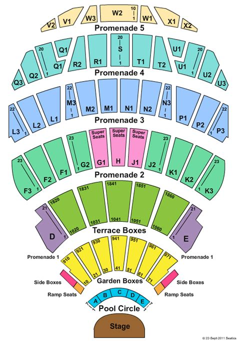 Sia Tickets Calendar May 2018 Bowl Los Angeles by Bowl Seating Chart Cabinets Matttroy