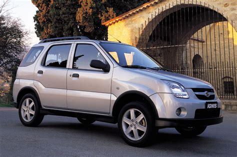 2003 Suzuki Ignis 2003 Suzuki Ignis 1 5 Automatic Related Infomation