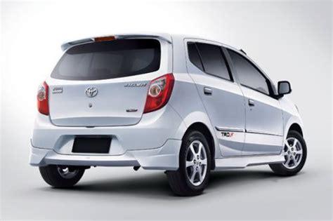 Karpet Mobil Toyota Agya harga mobil toyota agya dan spesifikasi detailmobil