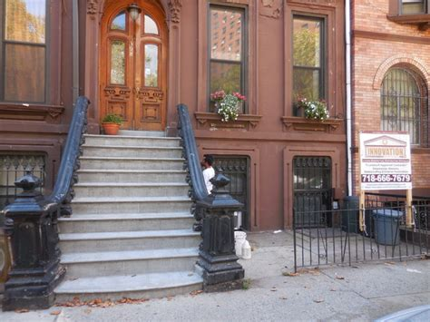 kamali design home builder inc brownstone stoop restoration new york by innovation