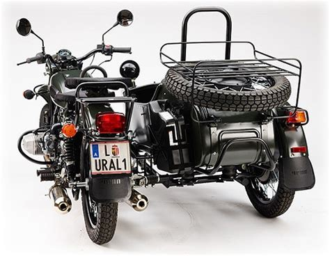 Ural Motorrad Ma E perche un sidecar ural ural roma