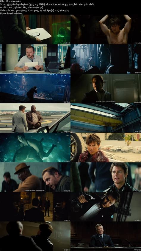 uptobox mission impossible mission impossible rogue nation 2015 english 300mb brrip