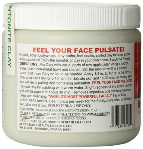 Detox Your Home Mobile Collection by Secret Indian Healing Clay Pore Cleansing A Sale