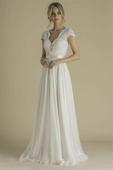 Chaterine Dress catherine deane wedding dresses in metal flaque