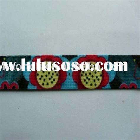 Custom Printed Elastic Bands by Printed Elastic Printed Elastic Manufacturers In Lulusoso