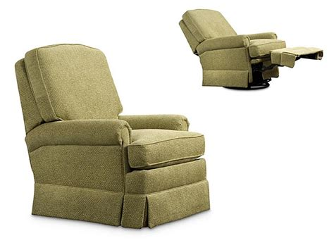 recliners and more leathercraft 2757 swivel rocker recliner recliners