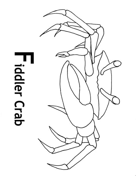 king crab coloring page free coloring pages of king crab