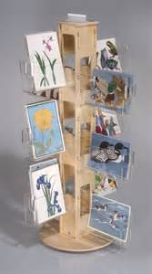 print greeting card display rack vendor booth ideas pintere