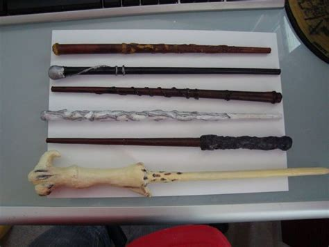 How To Make A Paper Harry Potter Wand - how to make wands harry potter