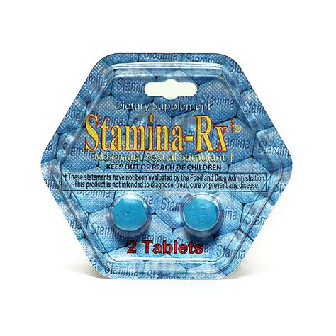 Pil Stamina sexual stamina pill