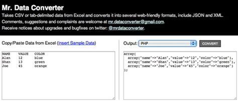 crear archivos csv excel json y xml con php uno de piera convertir csv o excel a actionscript json ruby y xml