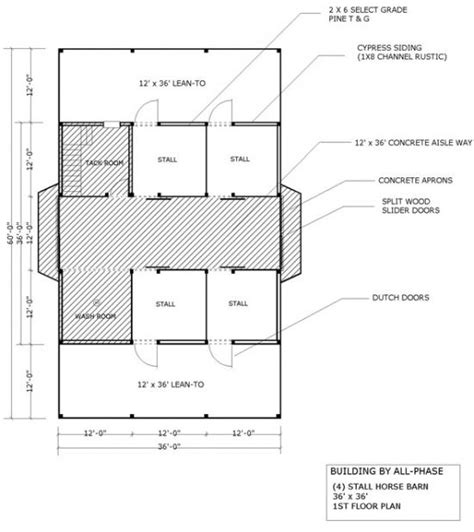 floor plan for the barn i hope i have someday hay pole barn home floor plans