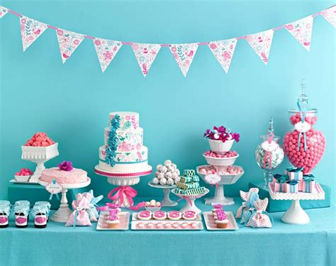 Baby Shower Table by 50 Lindas Decora 231 245 Es Para Ch 225 De Beb 234 Menina Baby Shower