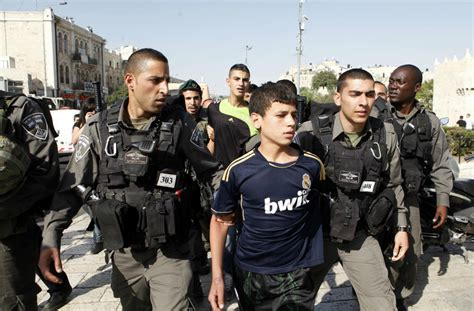 Getting Into The Army With A Criminal Record Palestinian Parents Tell Israeli To Stop Harassing