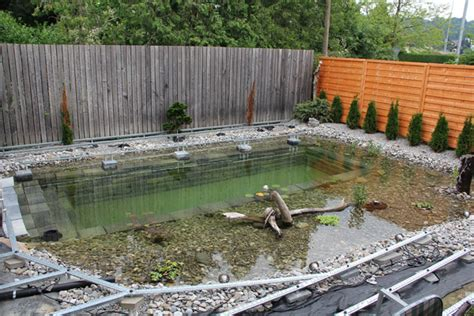 backyard ponds diy ingenious backyard landscaping design diy project swimming