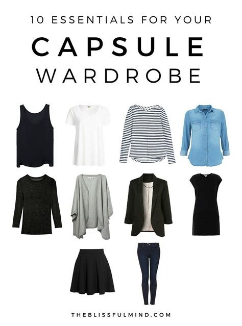 fashion for women over 60 surprising wardrobe essentials 10 capsule wardrobe basics the blissful mind