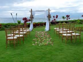 Small Backyard Wedding Ideas On A Budget Destination Weddings 10 Relaxing Resorts For A Stress Free Celebration Huffpost