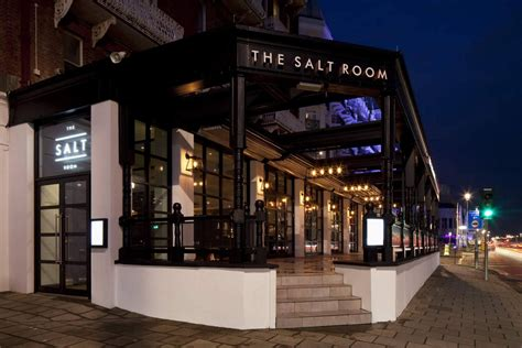 the salt room seaview dining the salt room brighton review