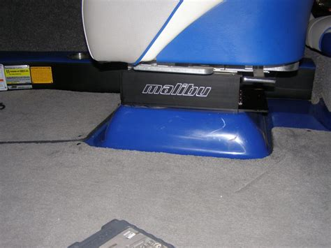 ski boat driver seat malibu booster seat ballofspray water ski forum