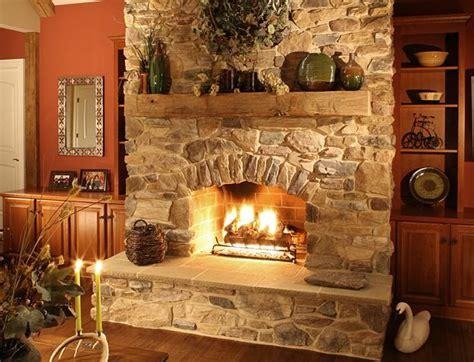 stone fireplaces ideas stacked stone fireplace ideas