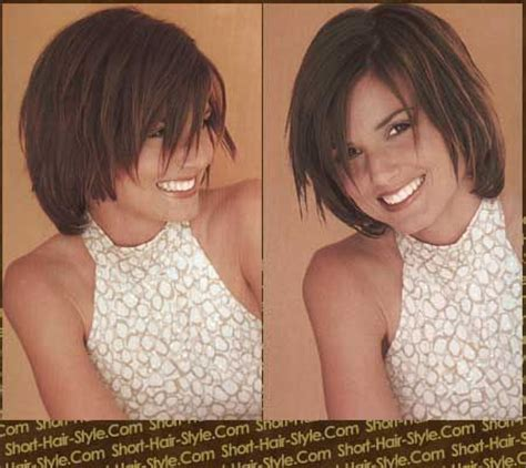 short soft layered brunetts hair cuts choppy layered bob casual soft choppy bob haircut in