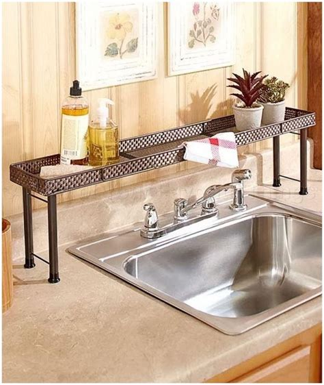 the kitchen sink storage ideas ideas for the sink kitchen shelf design furniture