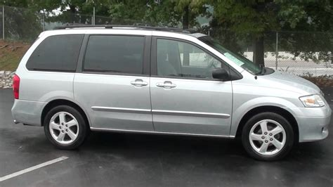 how to work on cars 2003 mazda mpv engine control for sale 2003 mazda mpv es only 83k miles stk p5811a www lcford com youtube