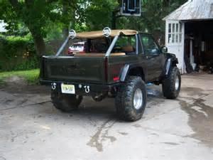 Jeep Xj Truck Conversion Chopped 2 Door Xj Just Jeeps