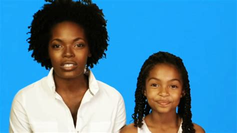 Yara shahidi and her mother talk about beauty 187 young black stars