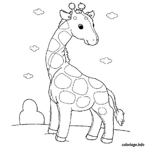 Coloriage Pet Shop Girafe Jecolorie Com Coloriage Star Wars Dessin Imprimer GratuitlL