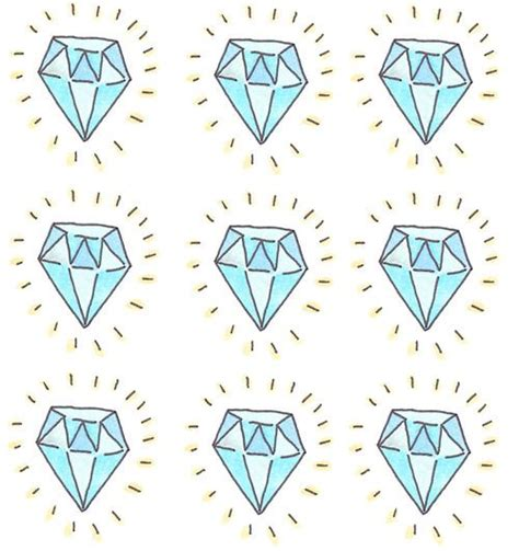 diamond pattern drawing prettyheartsickmind we heart it cute patterns