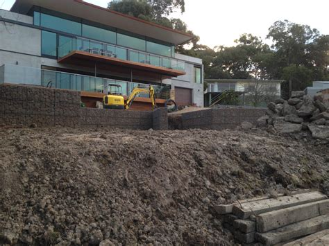 Landscape Construction Landscaping Construction For Lorne House Ausscapes