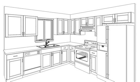 kitchen cabinet design drawing kitchen elevation line drawing cabinets drawers appliances good drawing kitchen cabinets project ideas cabinet design