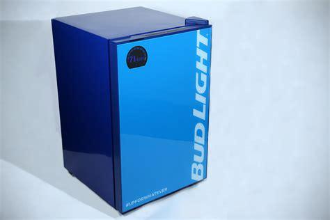 bud light e fridge bud light bud e fridge wants to make sure you never run