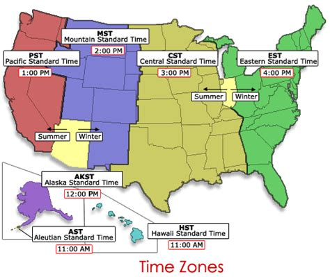 map of us time zones by state us time zones gt travel center gt united states maps